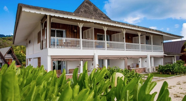 LA DIGUE ISLAND LODGE - La Digue